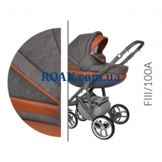 Коляска 2в1 Baby Merc Faster Style 3 FIII/100А