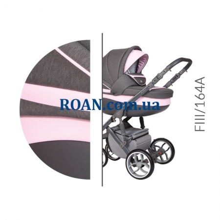 Коляска 2в1 Baby Merc Faster Style 3 FIII/164А