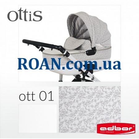 Универсальная коляска 3в1 Adbor Ottis 01