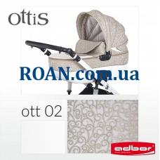 Универсальная коляска 3в1 Adbor Ottis 02