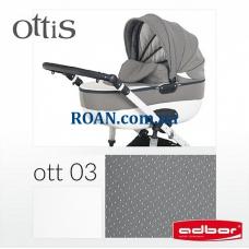 Универсальная коляска 3в1 Adbor Ottis 03