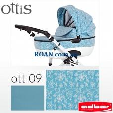 Универсальная коляска 3в1 Adbor Ottis 09