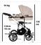 Универсальная коляска 3в1 Adbor Ottis 16