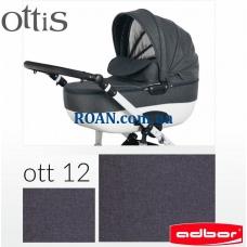 Универсальная коляска 3в1 Adbor Ottis 12