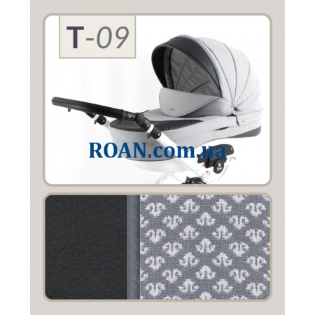 Универсальная коляска 3в1 Adbor Tori Sport T-09