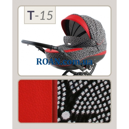 Универсальная коляска 3в1 Adbor Tori Sport T-15