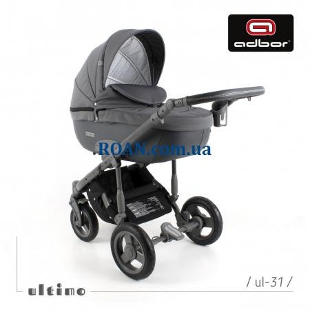 Универсальная коляска 2в1 Adbor Ultimo 31