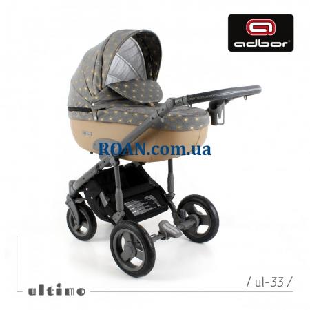 Универсальная коляска 2в1 Adbor Ultimo 33