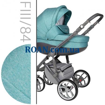 Коляска 2в1 Baby Merc Faster Style 3 FIII/84