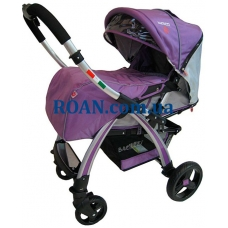 Прогулочная коляска Baciuzzi B20 purple