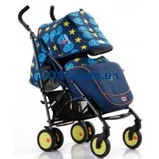 Прогулочная коляска-трость Baciuzzi B7 jeens blue
