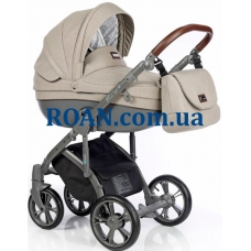 Универсальная коляска 2в1 Roan Bass Soft Basic Nature Ground