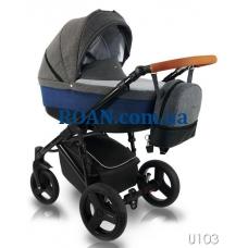 Универсальная коляска 2в1 Bexa Ultra New U103