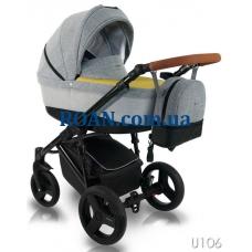 Универсальная коляска 2в1 Bexa Ultra New U106