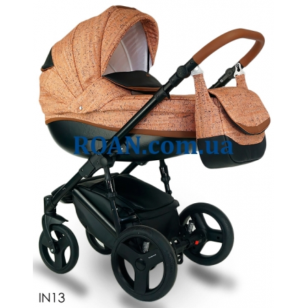Универсальная коляска 2в1 Bexa Ideal New IN-13