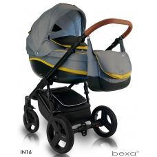 Универсальная коляска 2в1 Bexa Ideal New IN-16
