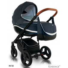 Универсальная коляска 2в1 Bexa Ideal New IN-18