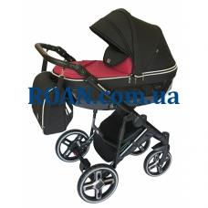Универсальная коляска 2в1 Broco Monaco Pink