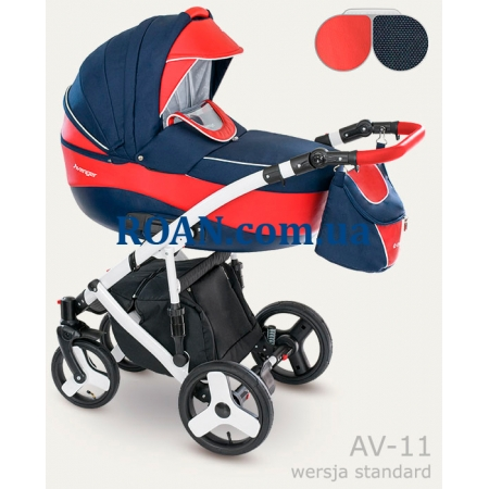 Универсальная коляска 2в1 Camarelo Avenger 11