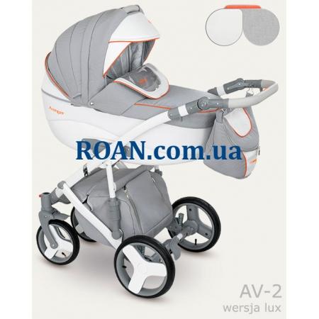 Универсальная коляска 2в1 Camarelo Avenger Lux 2