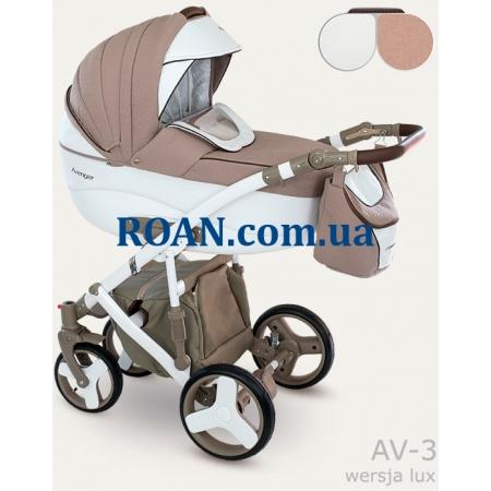 Универсальная коляска 2в1 Camarelo Avenger Lux 3