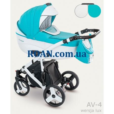 Универсальная коляска 2в1 Camarelo Avenger Lux 4