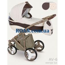 Универсальная коляска 2в1 Camarelo Avenger Lux 6