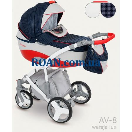 Универсальная коляска 2в1 Camarelo Avenger Lux 8