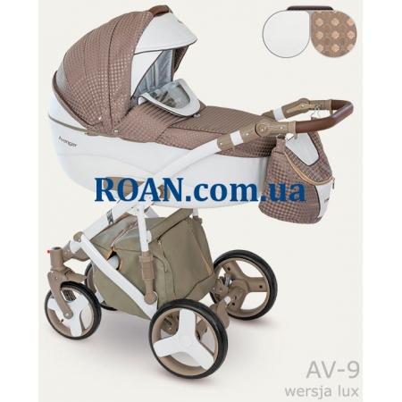 Универсальная коляска 2в1 Camarelo Avenger Lux 9