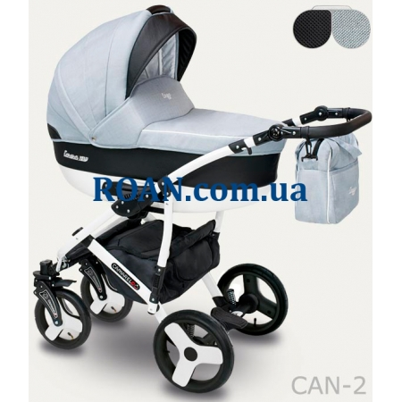 Универсальная коляска 2в1 Camarelo Carera CAN-2