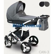 Универсальная коляска 2в1 Camarelo Carera CAN-3