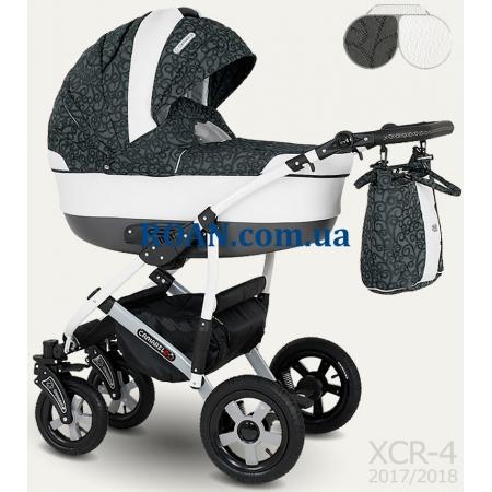 Универсальная коляска 2в1 Camarelo Carmela XCR-4