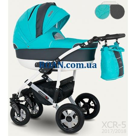Универсальная коляска 2в1 Camarelo Carmela XCR-5