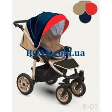 Прогулочная коляска Camarelo Eos E-01