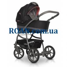 Универсальная коляска 2в1 Colibro Focus 13 ink черно-оранжевый