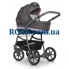 Универсальная коляска 2в1 Colibro Focus 08 lila черно-розовый