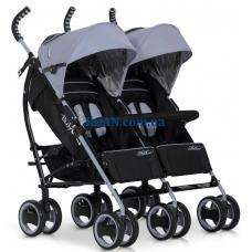 Коляска-трость EasyGo Duo Comfort Grey Fox