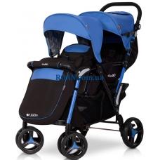 Прогулочная коляска EasyGo Fusion Duo Sapphire