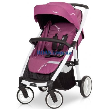 Прогулочная коляска EasyGo Quantum Purple