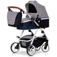 Универсальная коляска 2в1 EasyGo Optimo Grey Fox