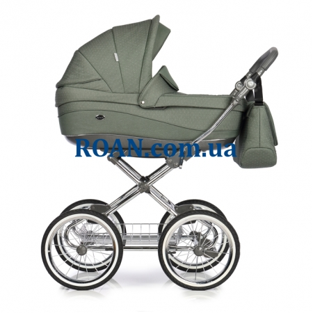 Классическая коляска 2 в 1 Roan Emma E-85