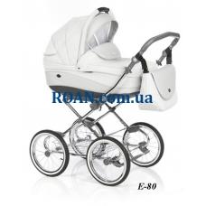 Классическая коляска 2 в 1 Roan Emma E-80