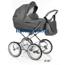 Классическая коляска 2 в 1 Roan Emma E-81