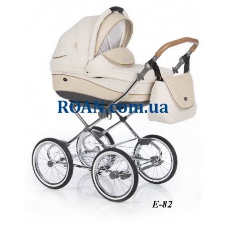 Универсальная коляска 2в1 Roan Emma E-82