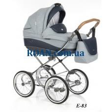 Классическая коляска 2 в 1 Roan Emma E-83