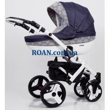 Универсальная коляска 2в1 Kunert Mila M1 white