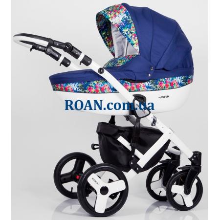 Универсальная коляска 2в1 Kunert Mila M10 white