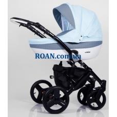 Универсальная коляска 2в1 Kunert Mila M11 black