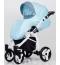 Универсальная коляска 2в1 Kunert Mila M11 white