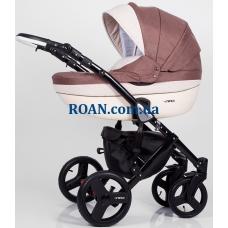 Универсальная коляска 2в1 Kunert Mila M2 black